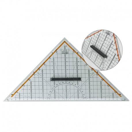 Regla Triangular con mango 325 mm