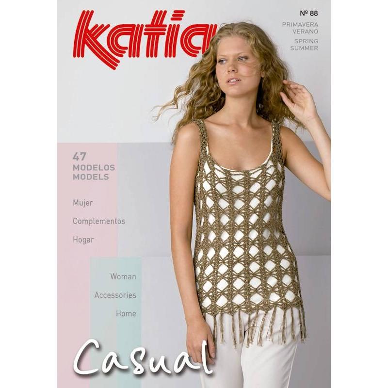 Revista Katia Mujer Nº 88 Casual