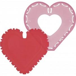 Molde para Yoyo Corazón Grande Clover