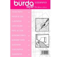 Papier de soie pour patrons Burda Style