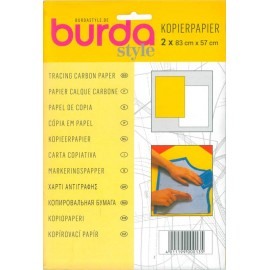 Papier calque carbone - Burda Style