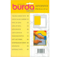Papel de copia Amarillo/Blanco 83x57 cm Burda Style