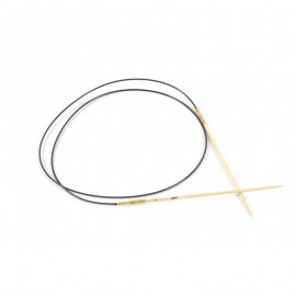 Aguja Circular de Bambú DMC - Nº 3
