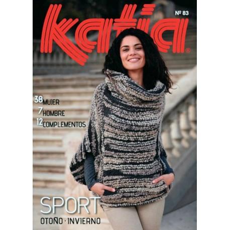 Revista Katia Mujer Nº 83 Sport