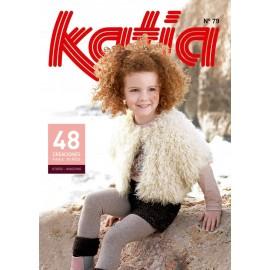 Catalogue Katia Enfants Nº 79