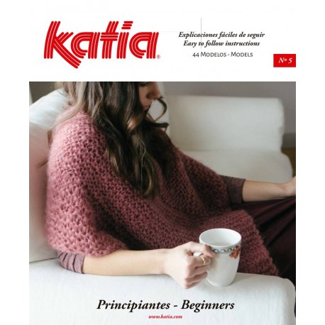 Revista Katia Nº 5 Principiantes