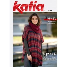 Catalogue Katia Femme Nº 90 Sport