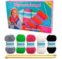 Mon premier Kit de Tricot - Scheepjes